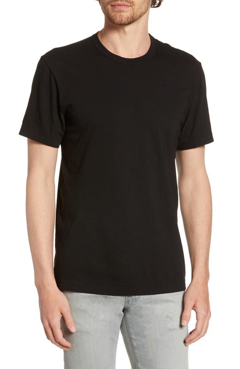 JAMES PERSE Palm Graphic T-Shirt, Main, color, 001