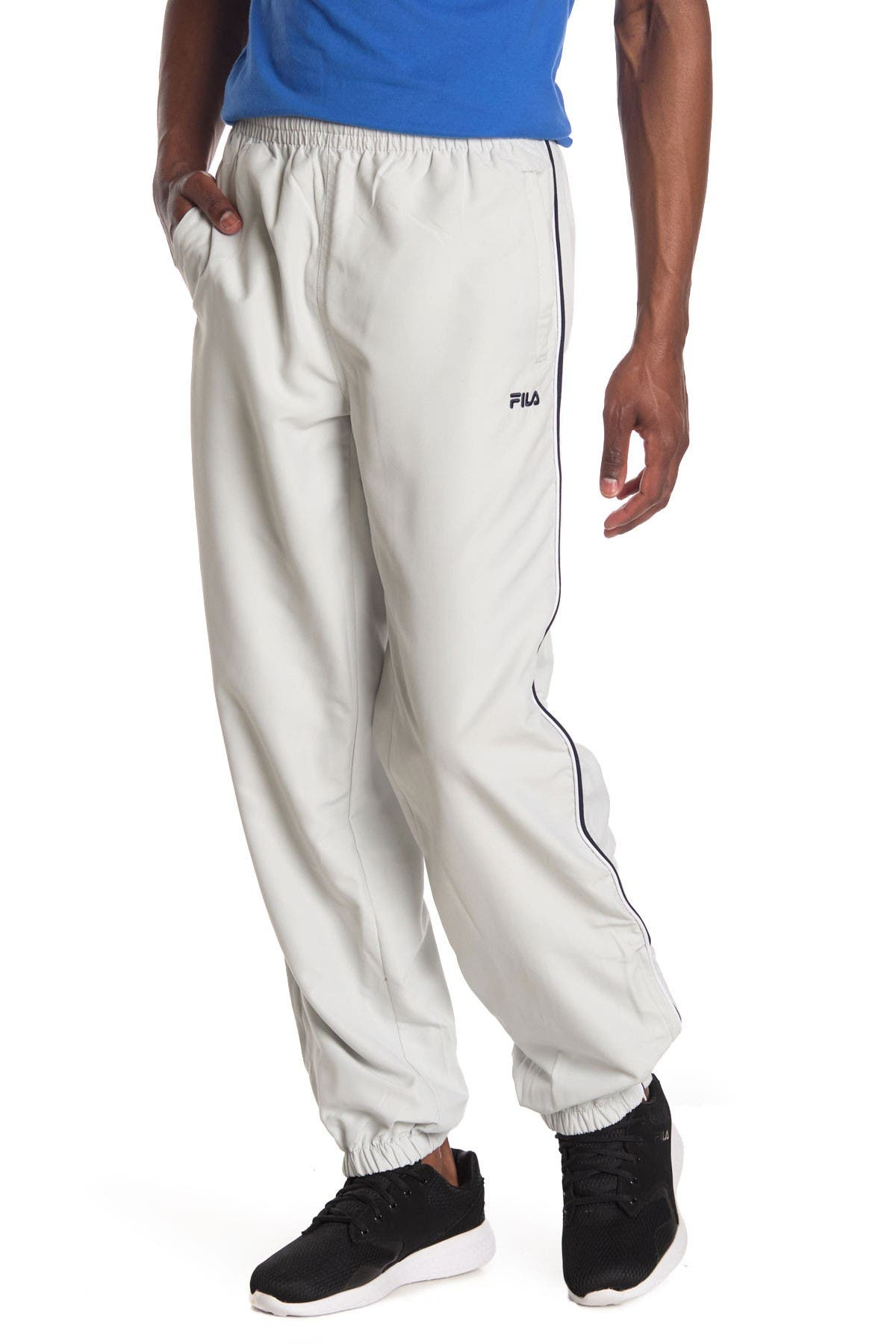 Image of FILA USA Contrast Stripe Sweatpants