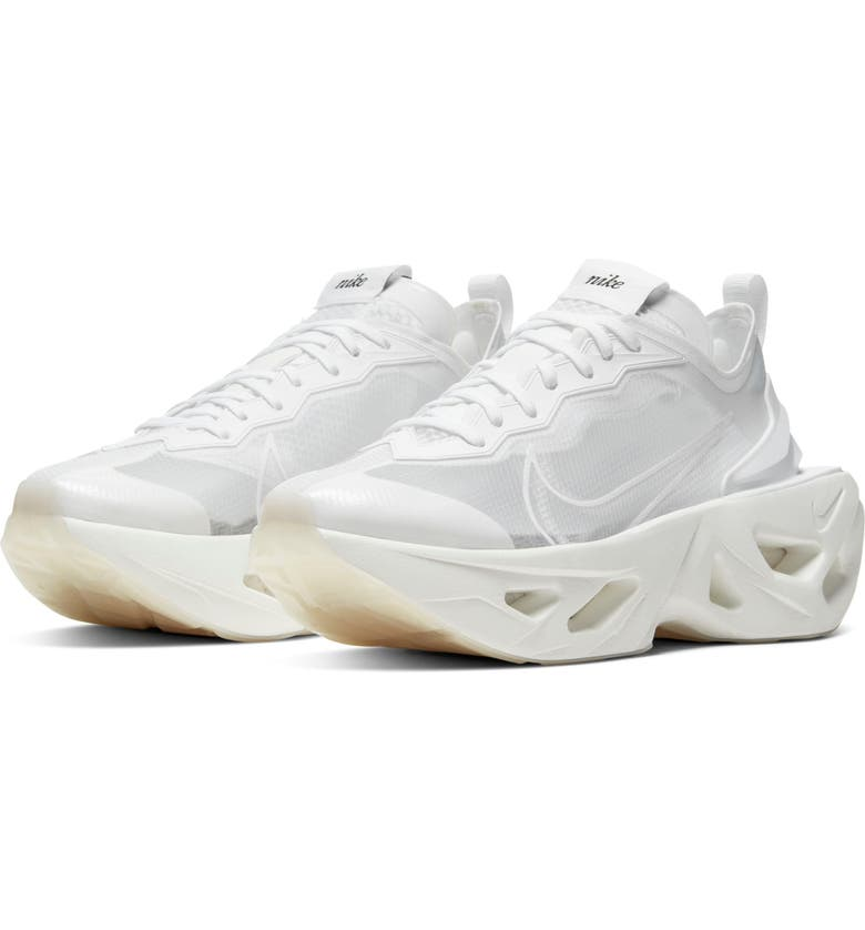 NIKE Zoom X Vista Grind Sneaker, Main, color, WHITE/ WHITE/ SAIL