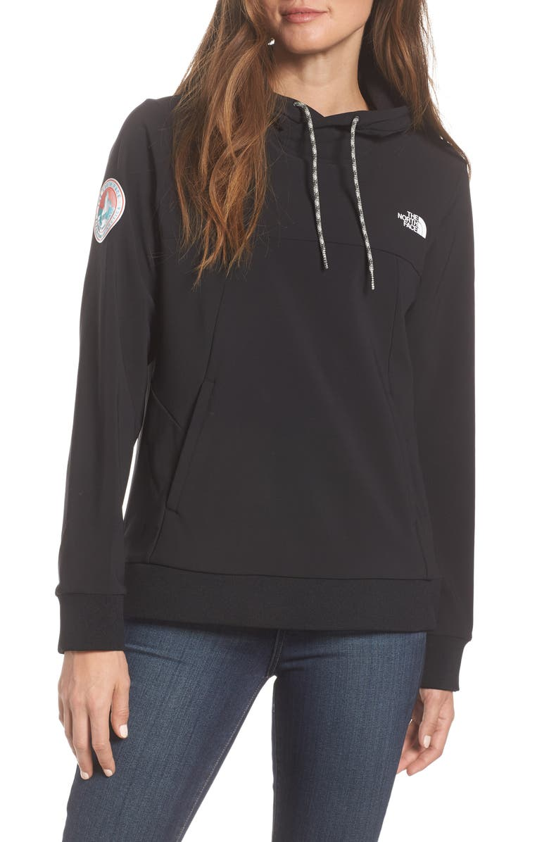 THE NORTH FACE Tekno Fresh Hoodie, Main, color, 001