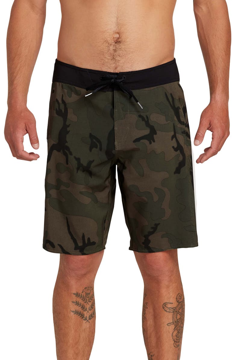 7a7381146c Deadly Stones 2.0 Board Shorts, Main, color, CAMOUFLAGE