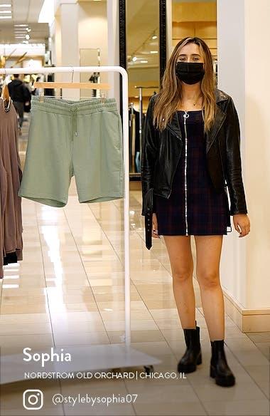 Organic Cotton Knit Shorts, sales video thumbnail