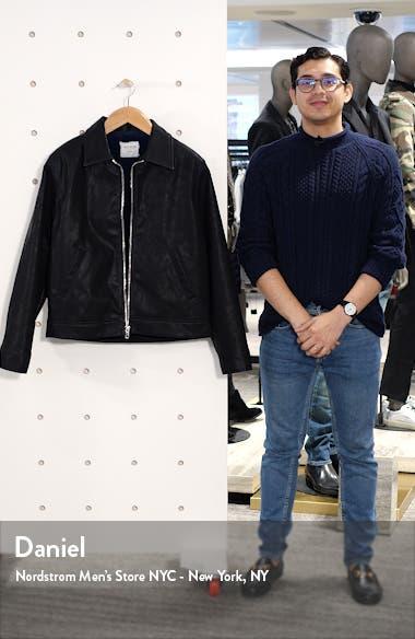 Faux Leather Jacket, sales video thumbnail