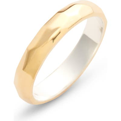 Anna Beck Hammered Stacking Ring