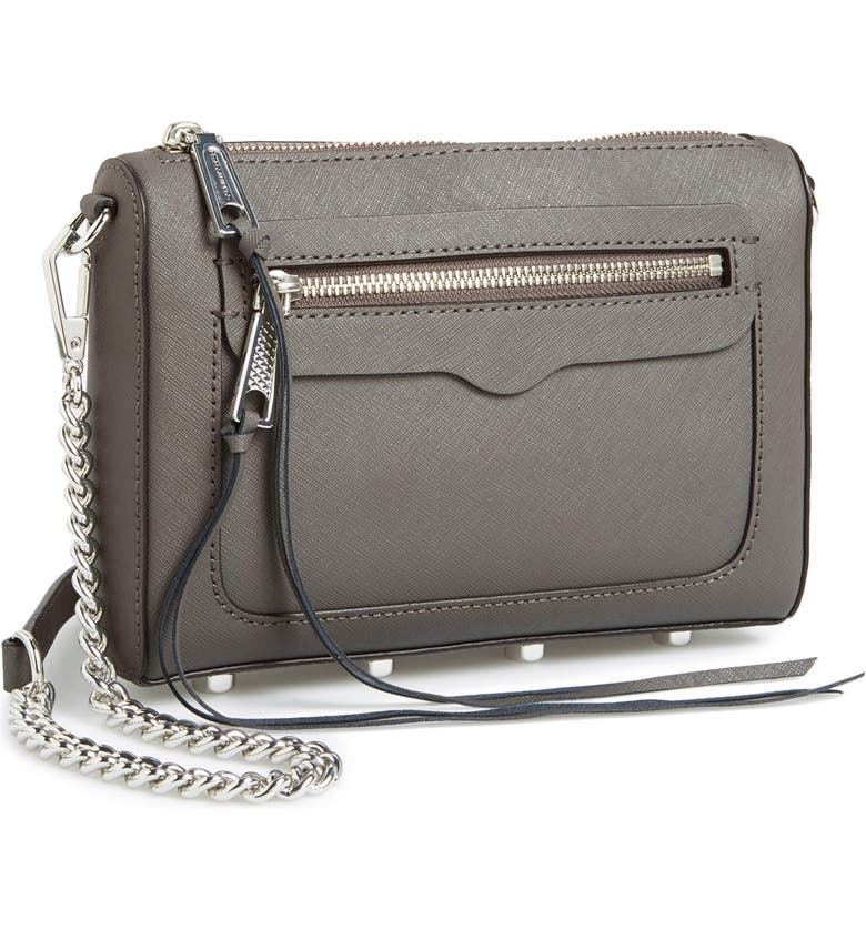 REBECCA MINKOFF 'Avery' Crossbody Bag, Main, color, 021