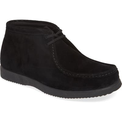 Hush Puppies Bridgeport Chukka Boot, Black