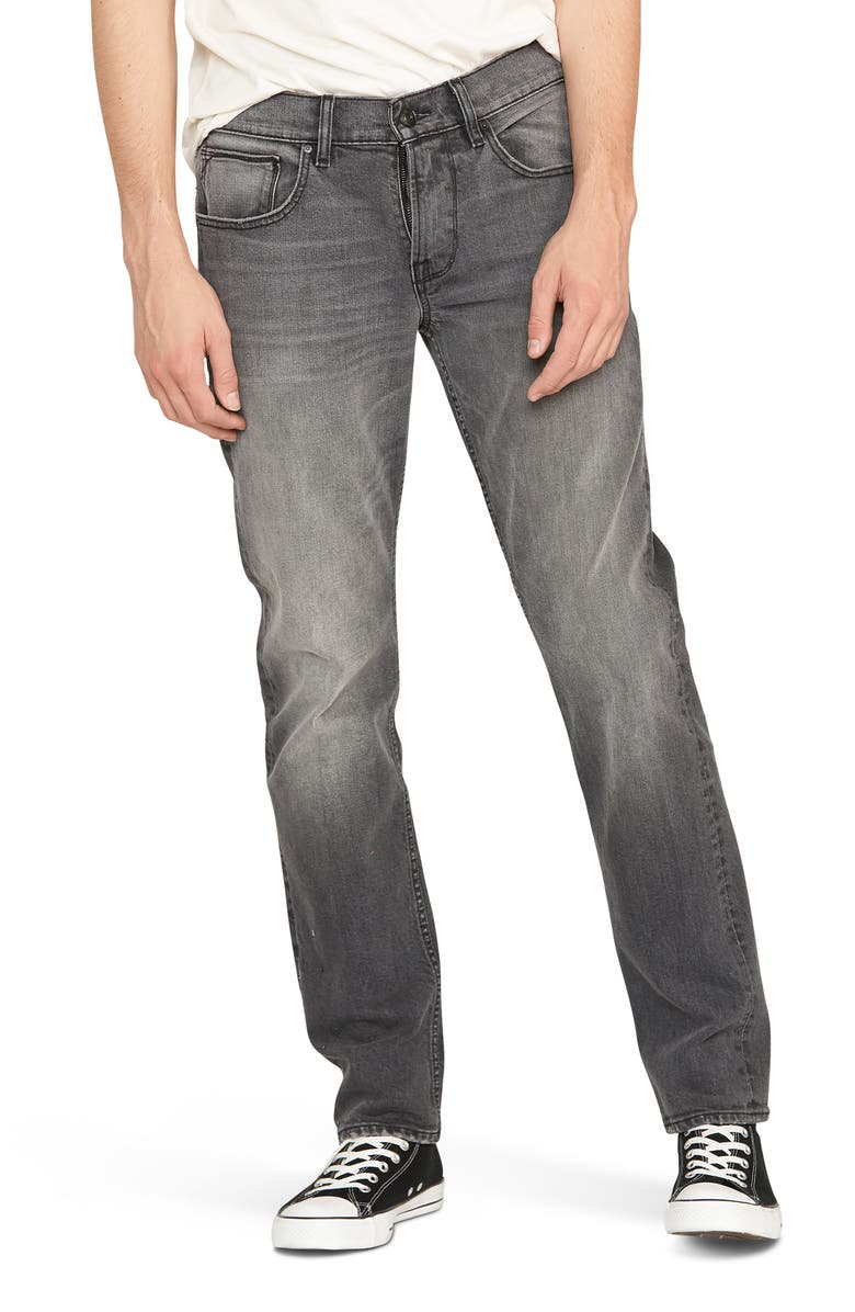 HUDSON JEANS Blake Slim Straight Leg Jeans, Main, color, CROSS OVER