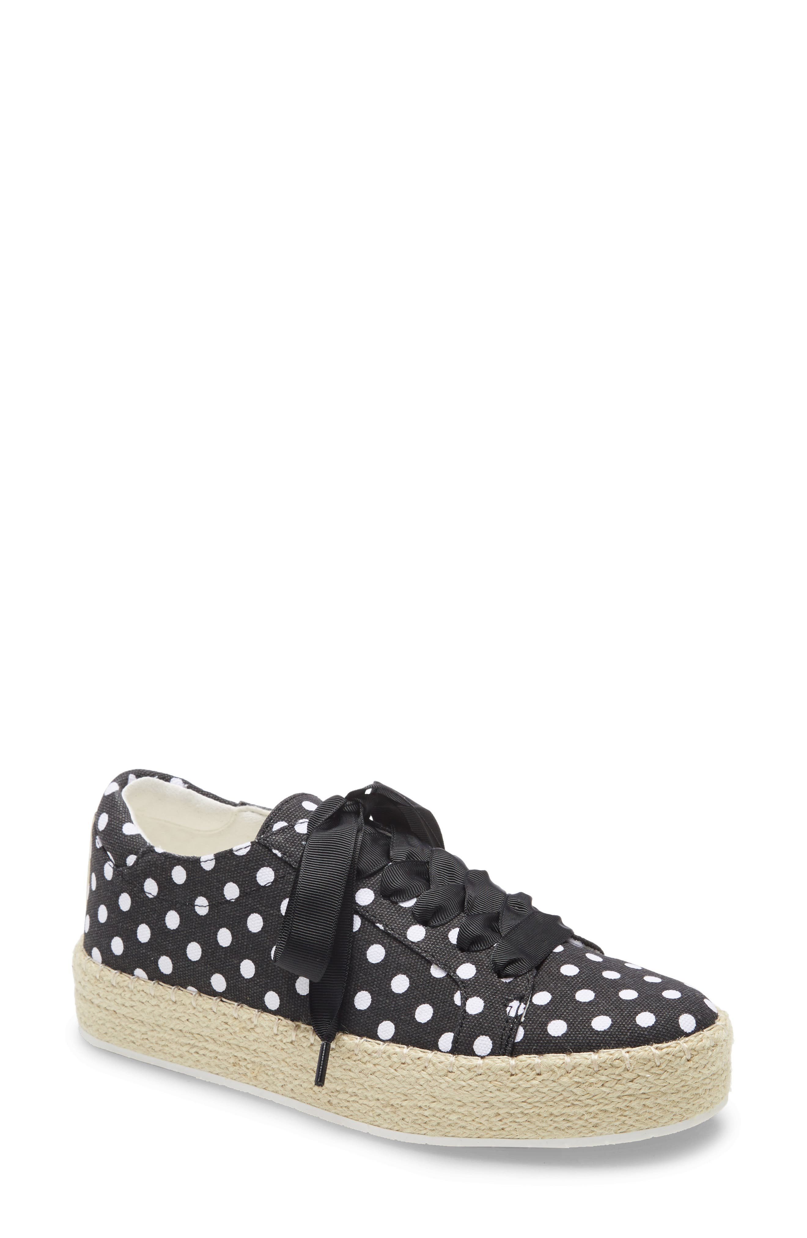 Kamspadrille Platform Sneaker
