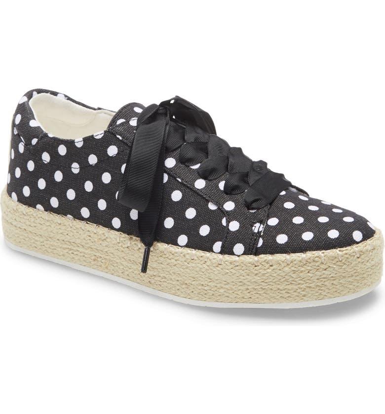 KENNETH COLE NEW YORK Kamspadrille Platform Sneaker, Main, color, 005