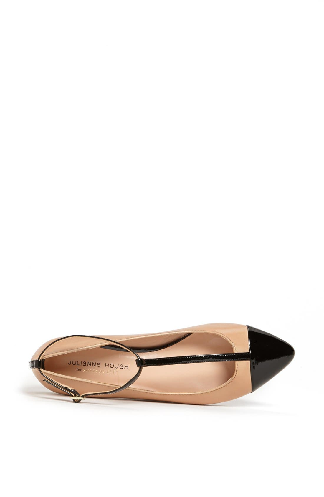 ,                             Julianne Hough for Sole Society 'Addy' Flat,                             Alternate thumbnail 22, color,                             251