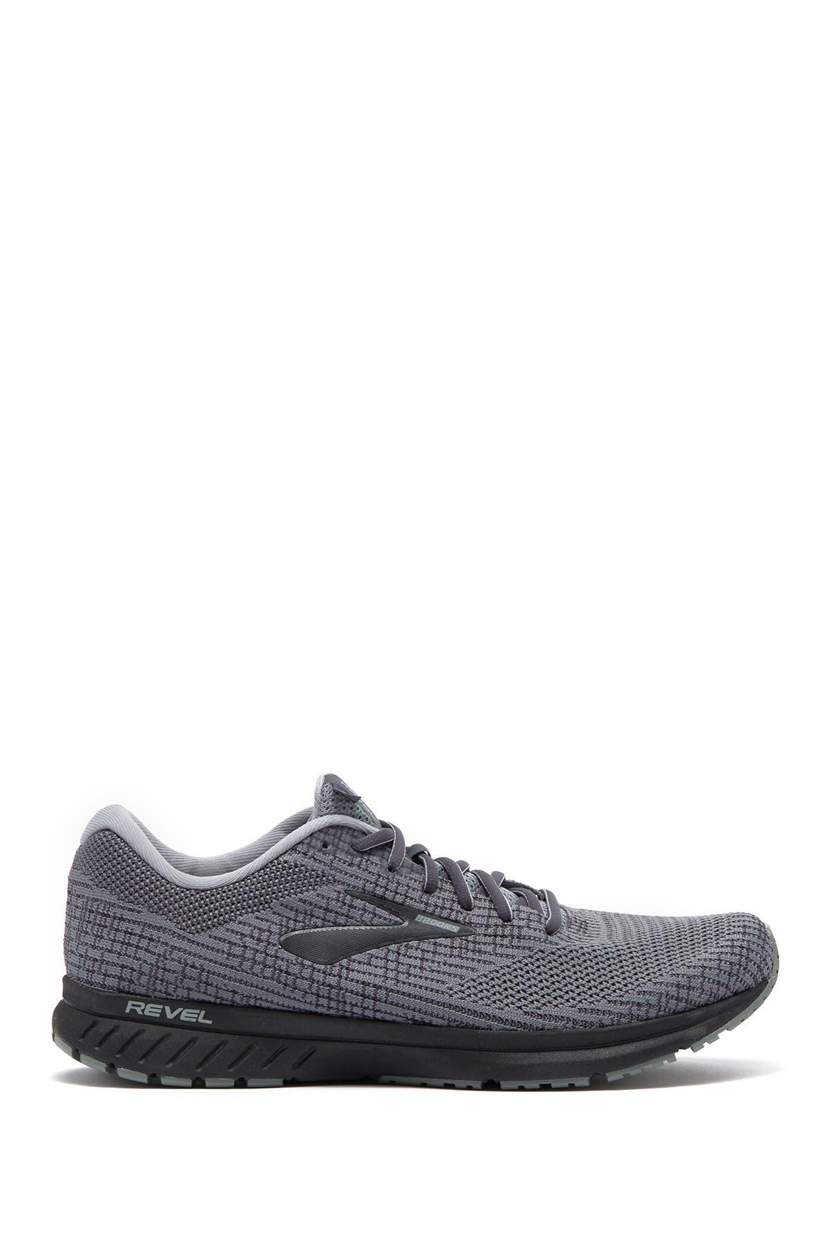 Image of Brooks Revel 3 Running Sneaker