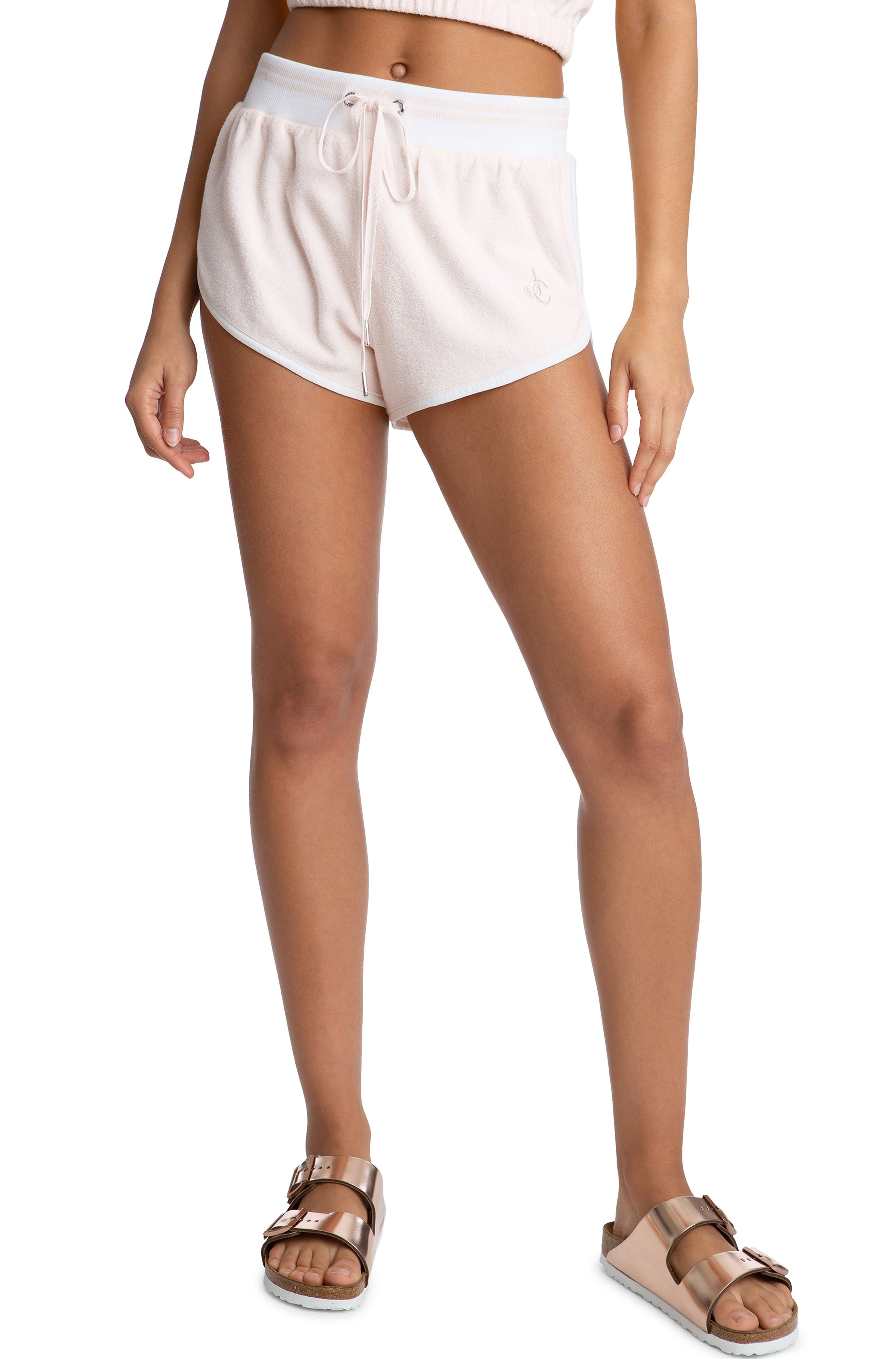 Piped Shorts