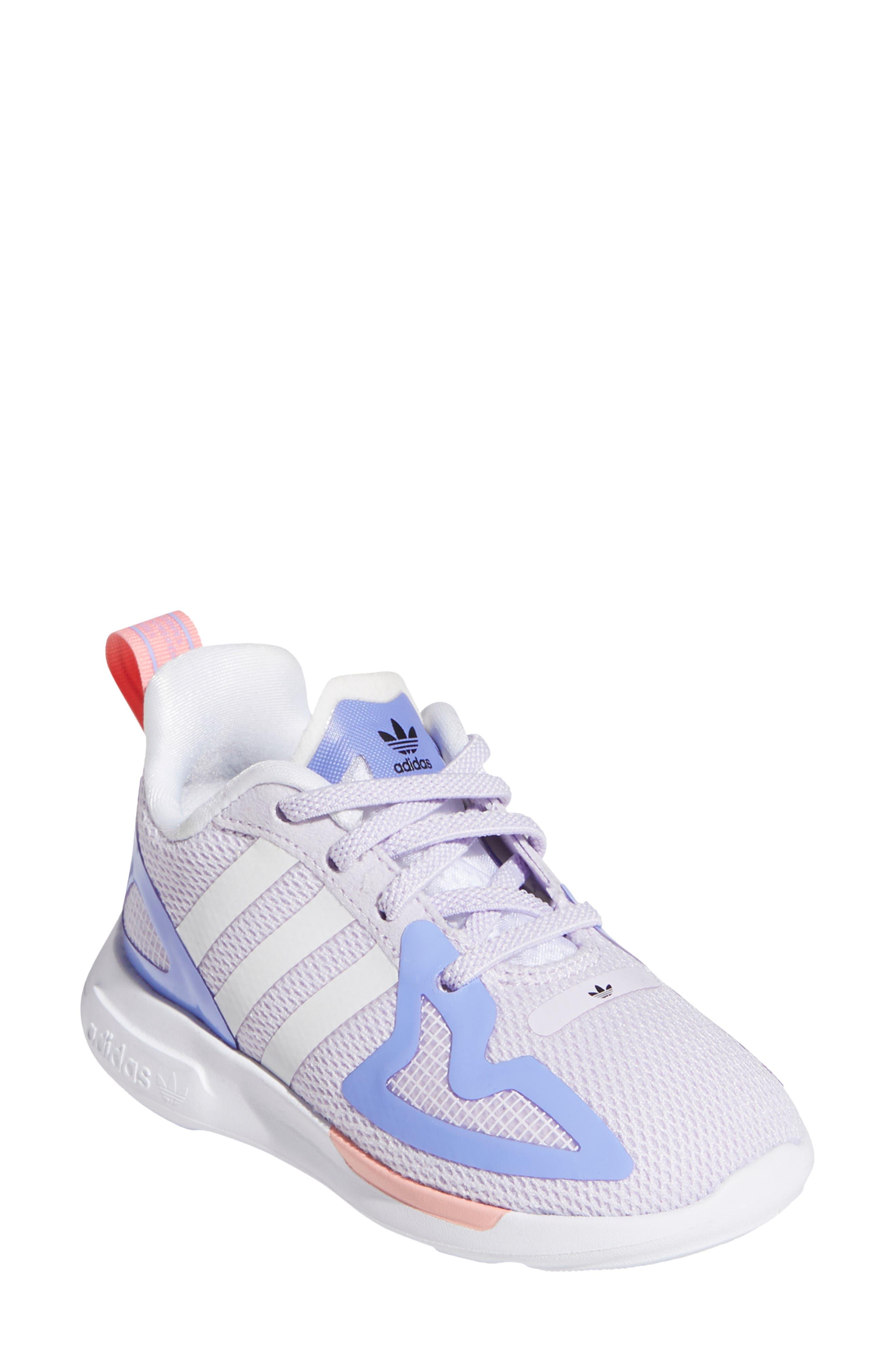 Adidas ZX 2K Flux Sneaker (Baby, Walker & Toddler)   Nordstrom