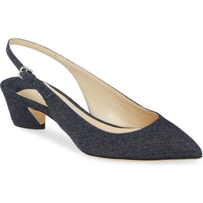 Jimmy Choo Gemma Slingback Pump, Blue