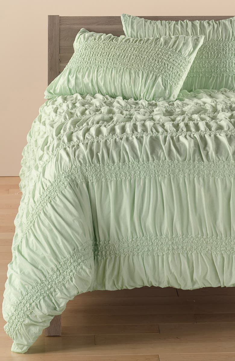 NORDSTROM AT HOME 'Isabella' Duvet Cover, Main, color, 330