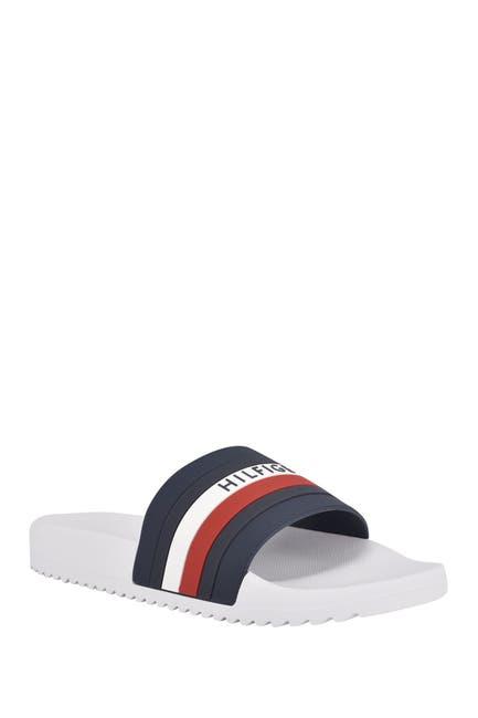 Image of Tommy Hilfiger Riker Slide Sandal