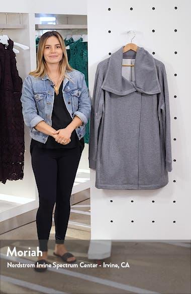 Nola Wrap Sweatshirt, sales video thumbnail