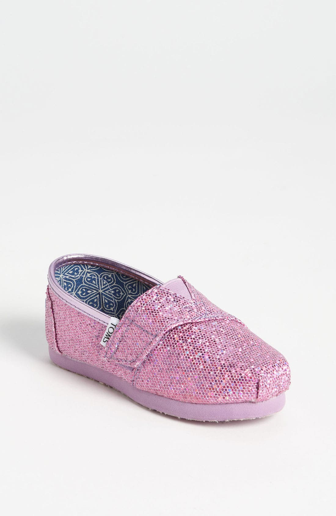 ,                             'Classic Tiny - Glitter' Slip-On,                             Main thumbnail 19, color,                             510