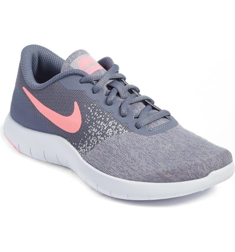 NIKE Flex Contact Running Shoe, Main, color, 023