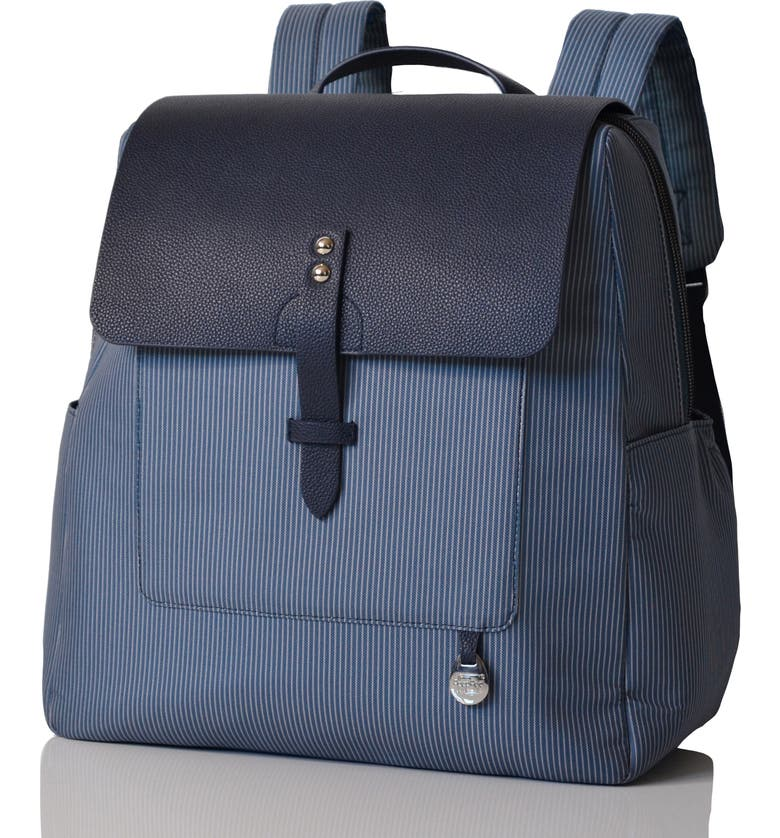 PACAPOD Hastings Diaper Backpack, Main, color, MIDNIGHT