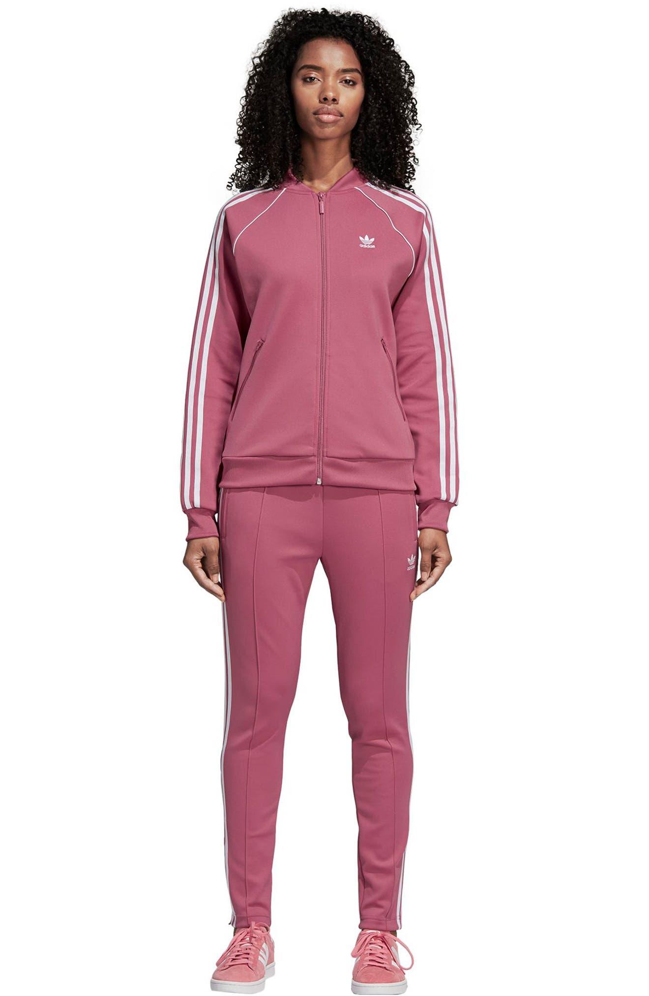 ,                             adidas SST Track Pants,                             Alternate thumbnail 84, color,                             610