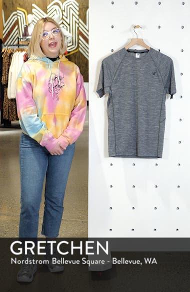 Tenacity Crewneck T-Shirt, sales video thumbnail