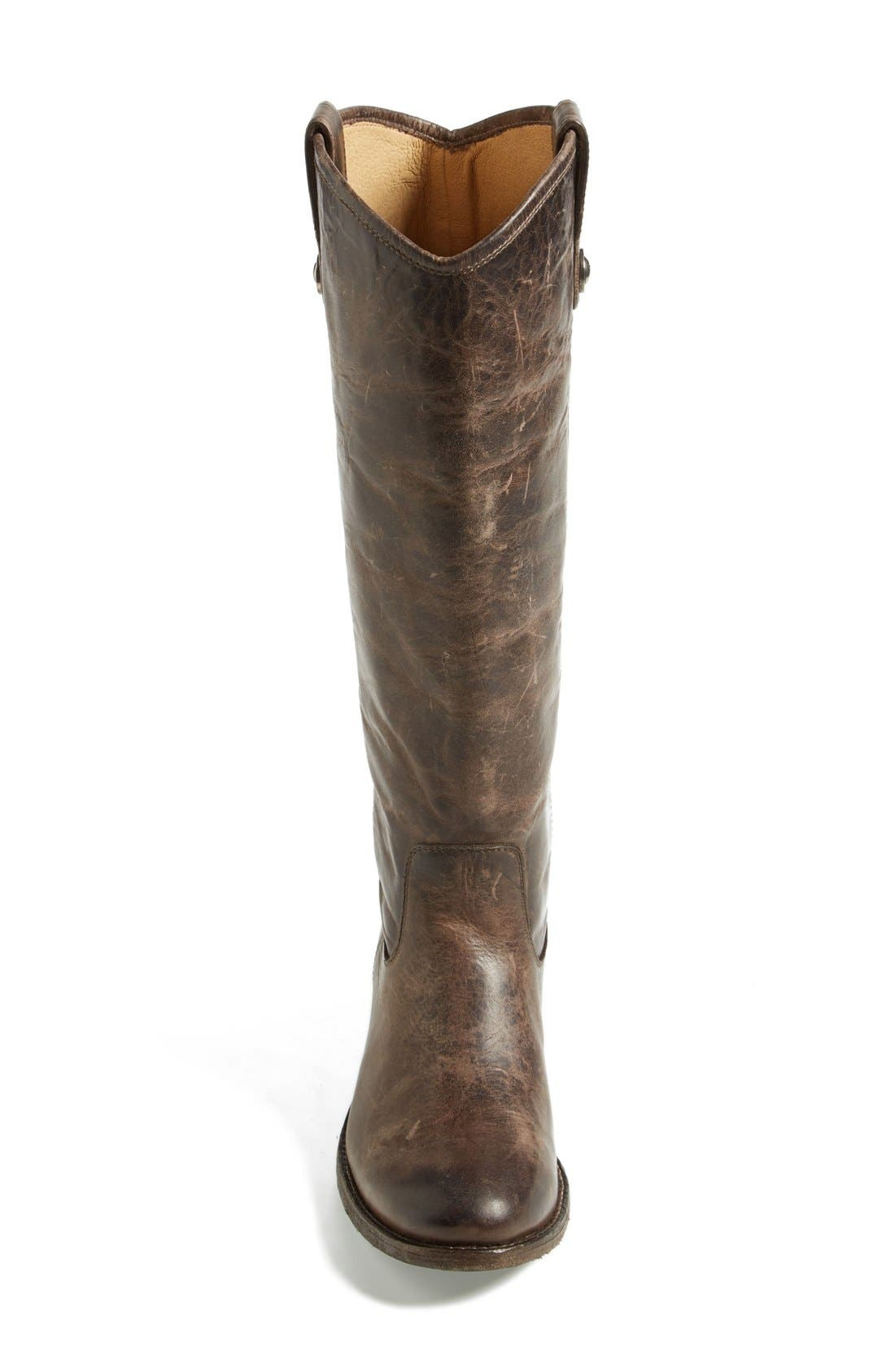 ,                             'Melissa Button' Leather Riding Boot,                             Alternate thumbnail 66, color,                             206