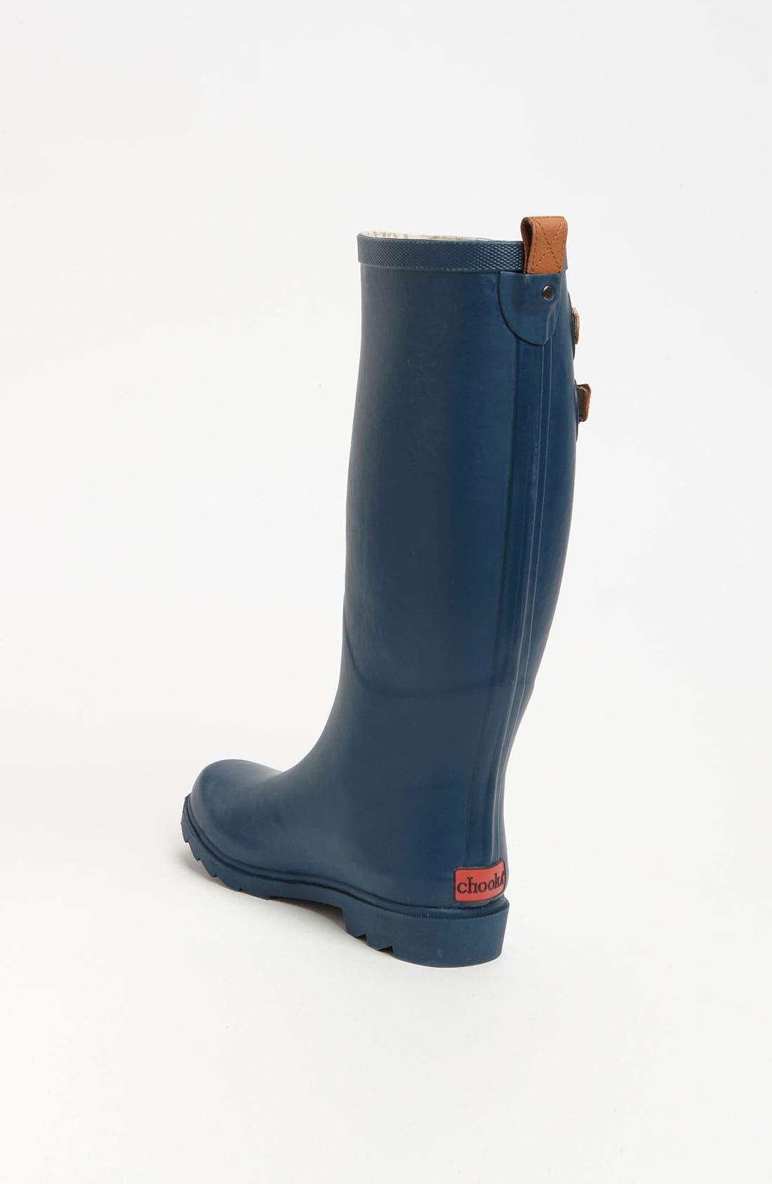 ,                             'Top Solid' Rain Boot,                             Alternate thumbnail 81, color,                             442