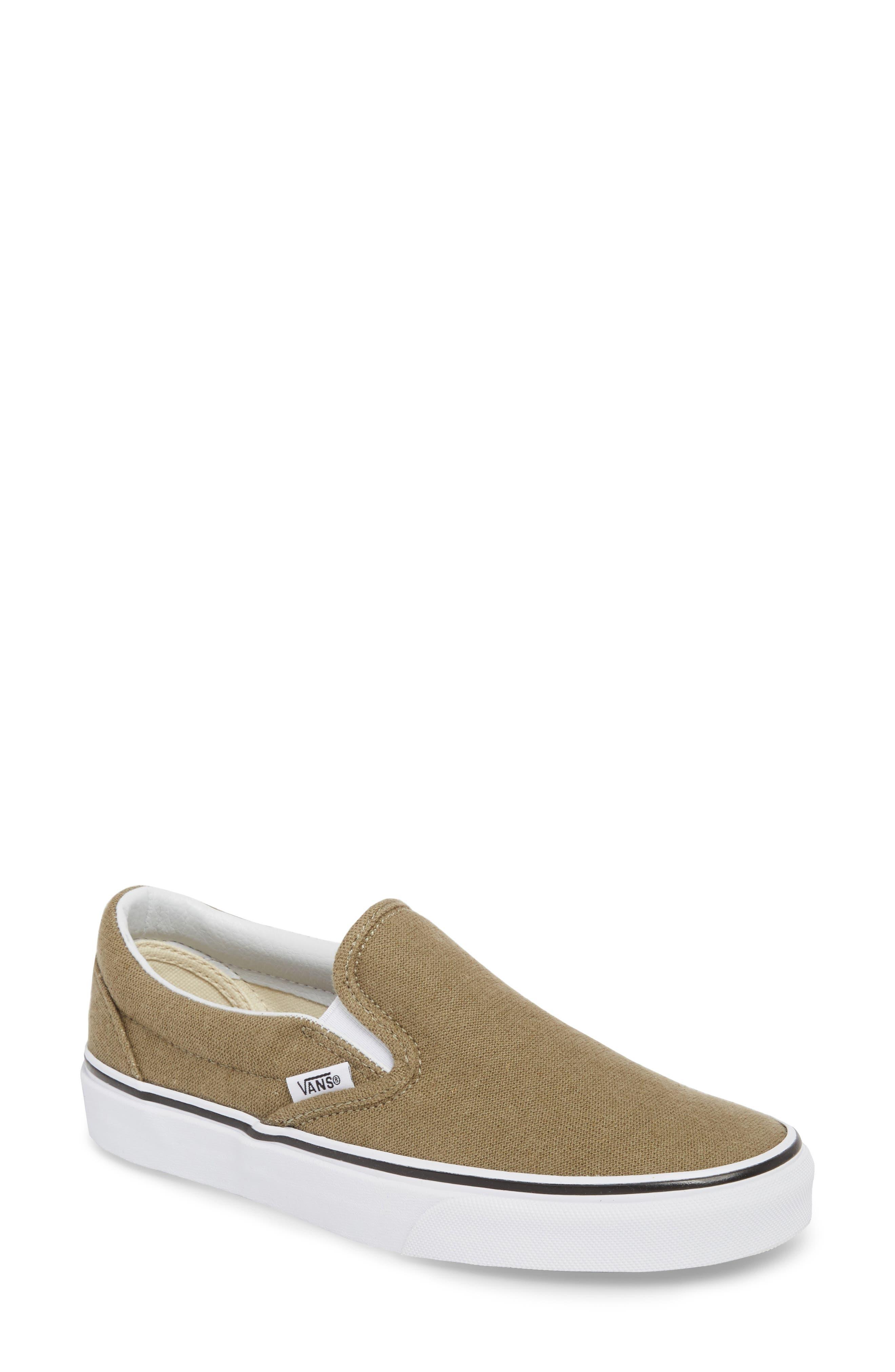 ,                             Classic Slip-On Sneaker,                             Main thumbnail 141, color,                             310