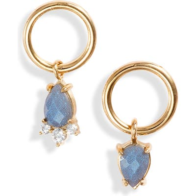 Nordstrom Mismatched Hoop Earrings
