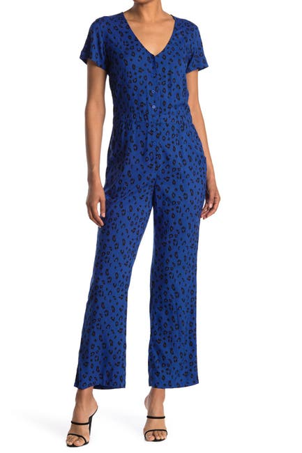 Image of Obey Leo Jumpsuit