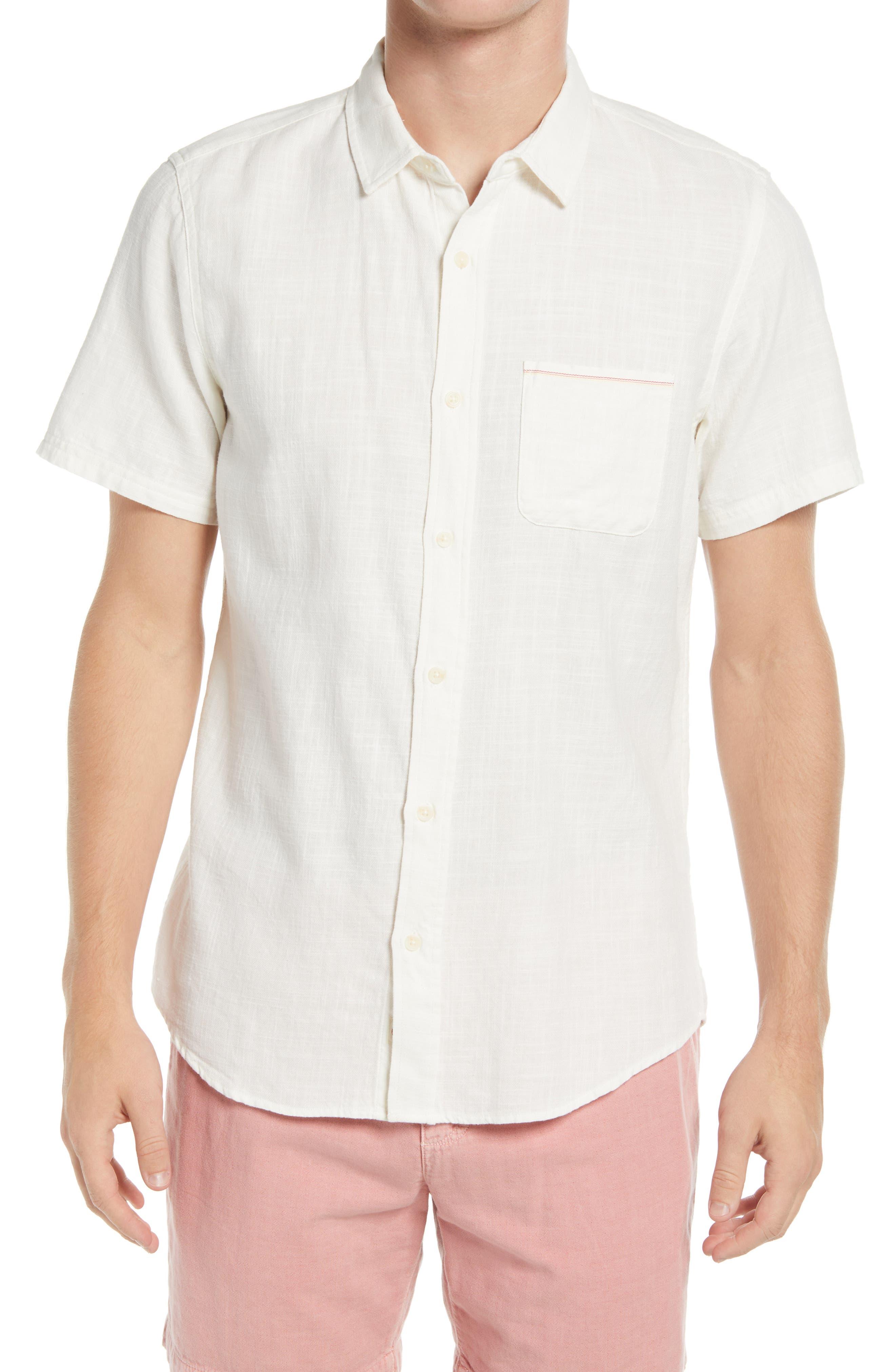 Lance Short Sleeve Button-Up Shirt