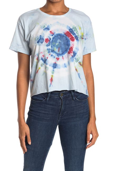 Image of The Laundry Room Classic Crop Lounge T-Shirt