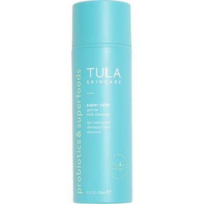 Tula Probiotic Skincare Super Calm Gentle Milk Cleanser