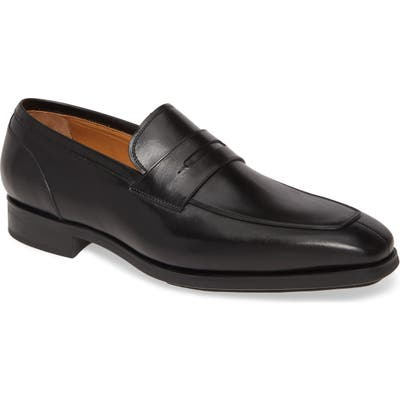 Magnanni Rodgers Diversa Penny Loafer- Black