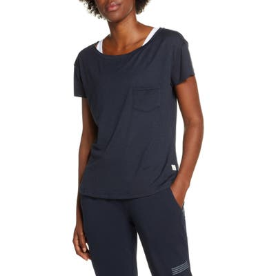 Vuori Lux Performance Tee, Blue