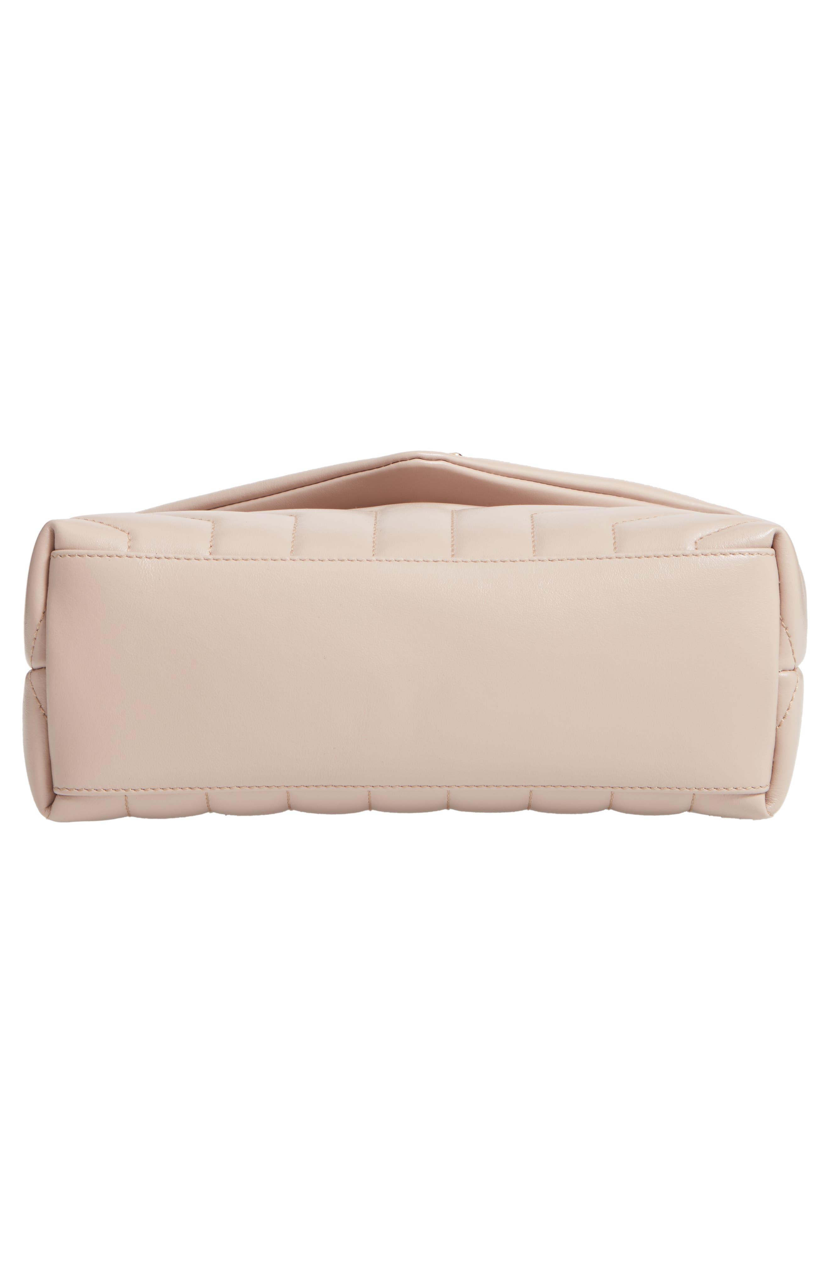 ,                             Small Loulou Leather Shoulder Bag,                             Alternate thumbnail 11, color,                             250