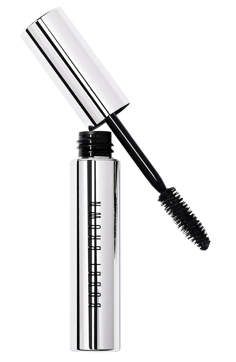BOBBI BROWN No Smudge Waterproof Mascara, Main, color, BLACK