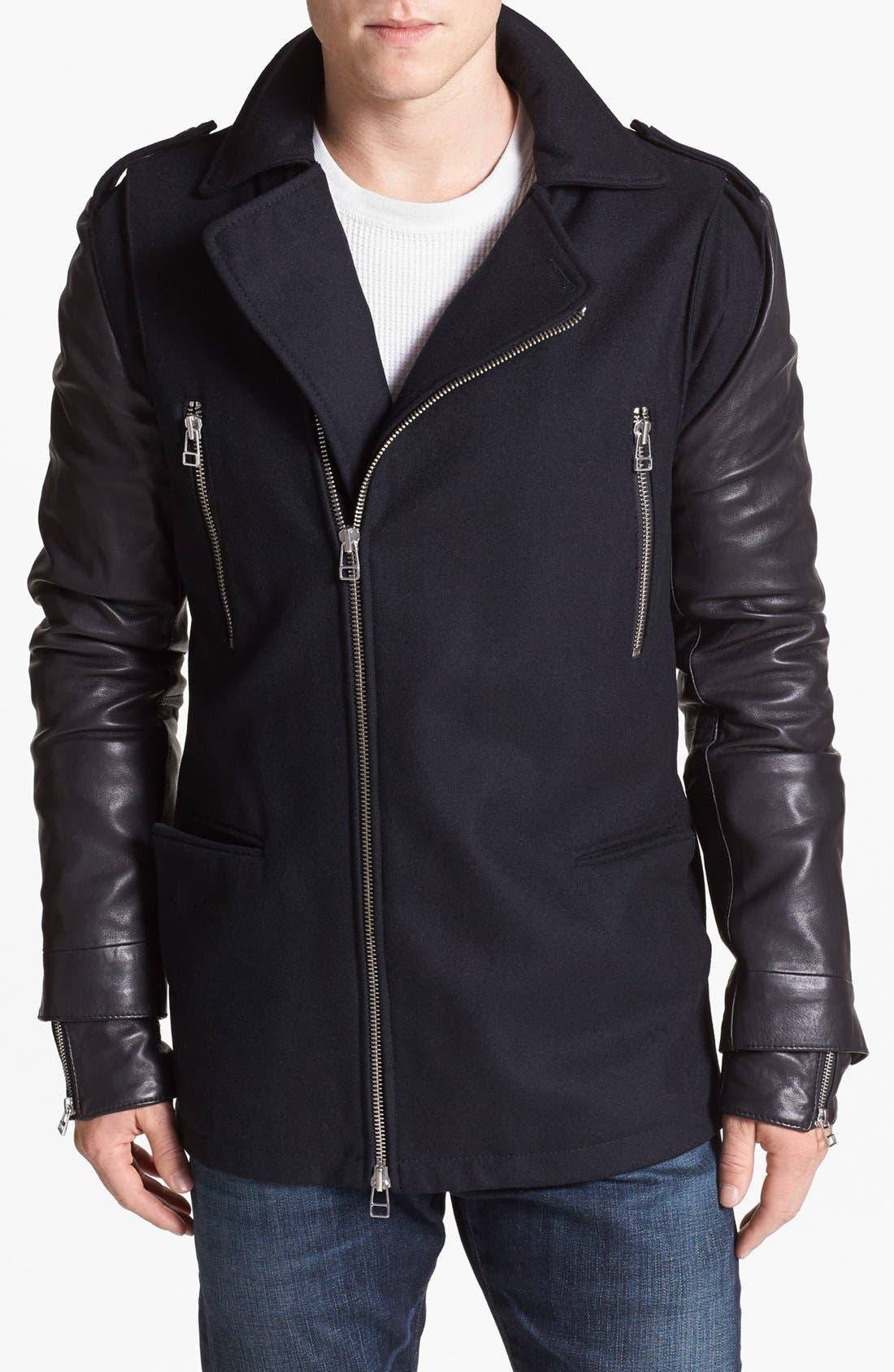 adidas slvr fencing jacket
