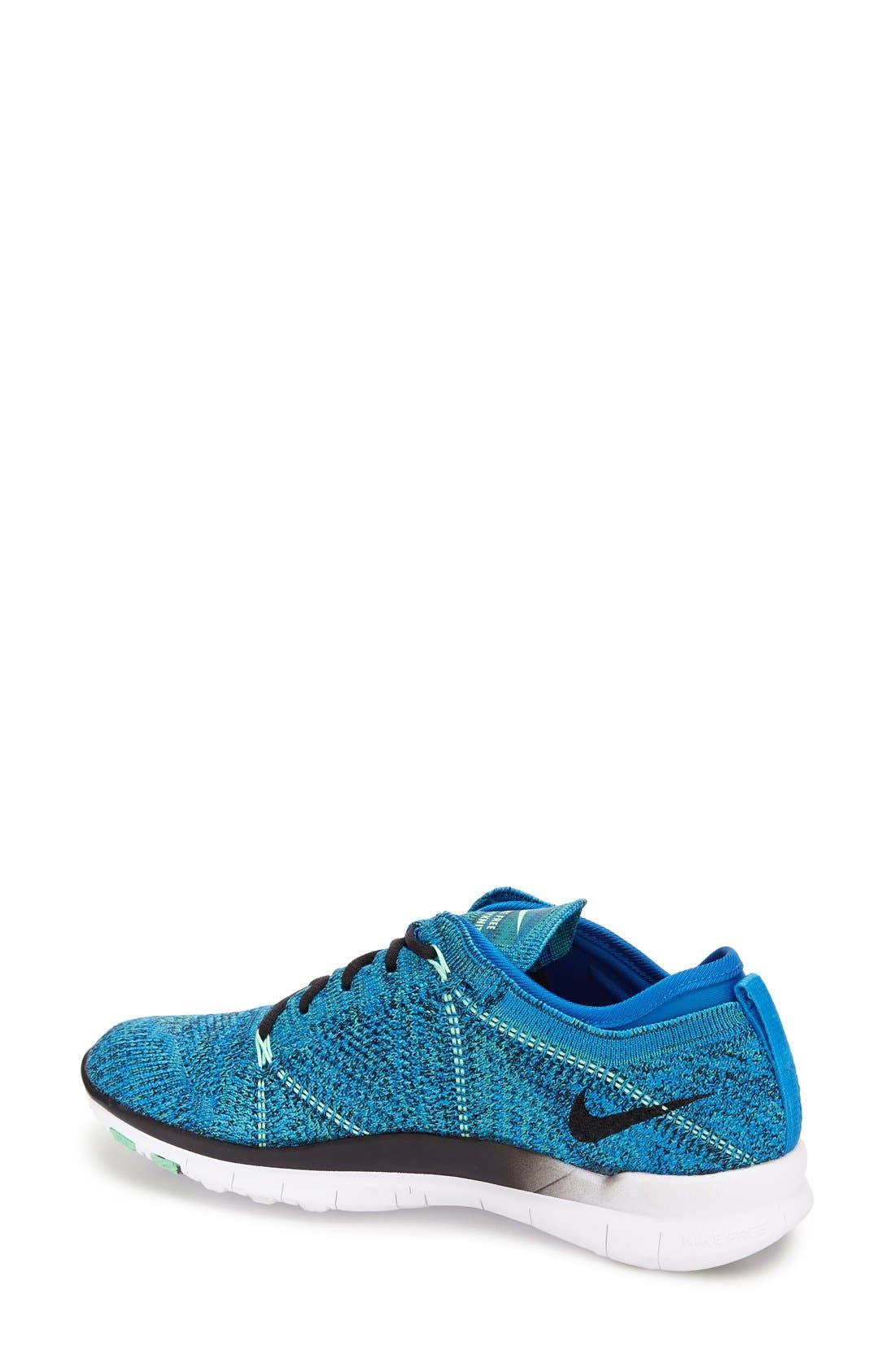 ,                             'Free Flyknit 5.0 TR' Training Shoe,                             Alternate thumbnail 31, color,                             401