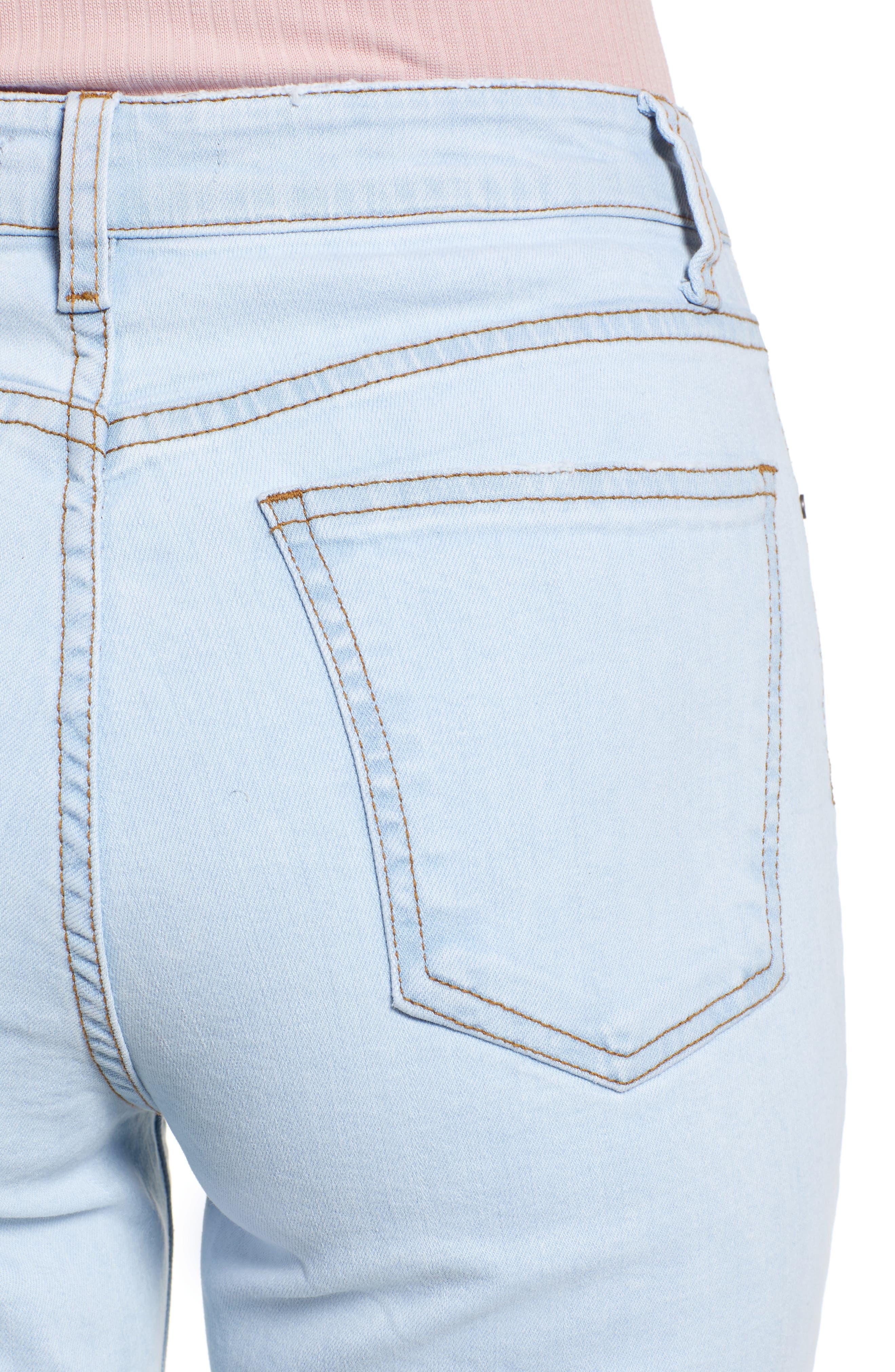 ,                             Mom Jeans,                             Alternate thumbnail 5, color,                             450