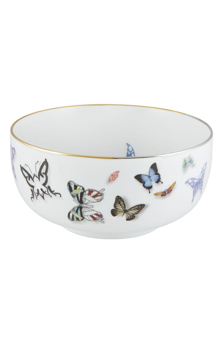 CHRISTIAN LACROIX Butterfly Parade 6-Inch Bowl, Main, color, MULTI