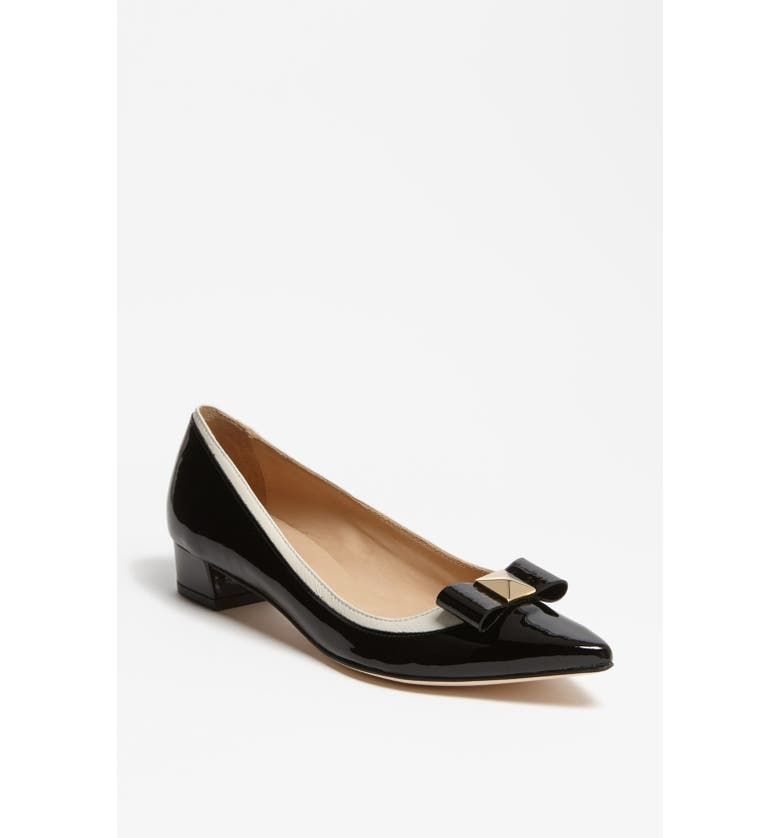 KATE SPADE NEW YORK 'anika' pump, Main, color, 001