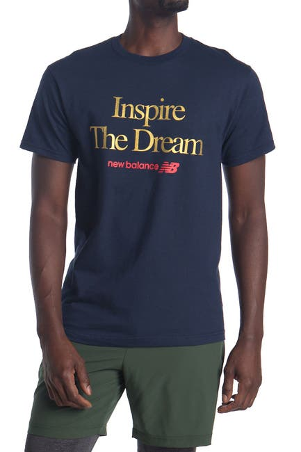 Image of New Balance Inspire the Dream Tee
