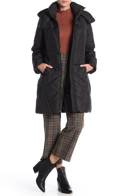 Image of Cole Haan Padded Stitch Puffer Jacket