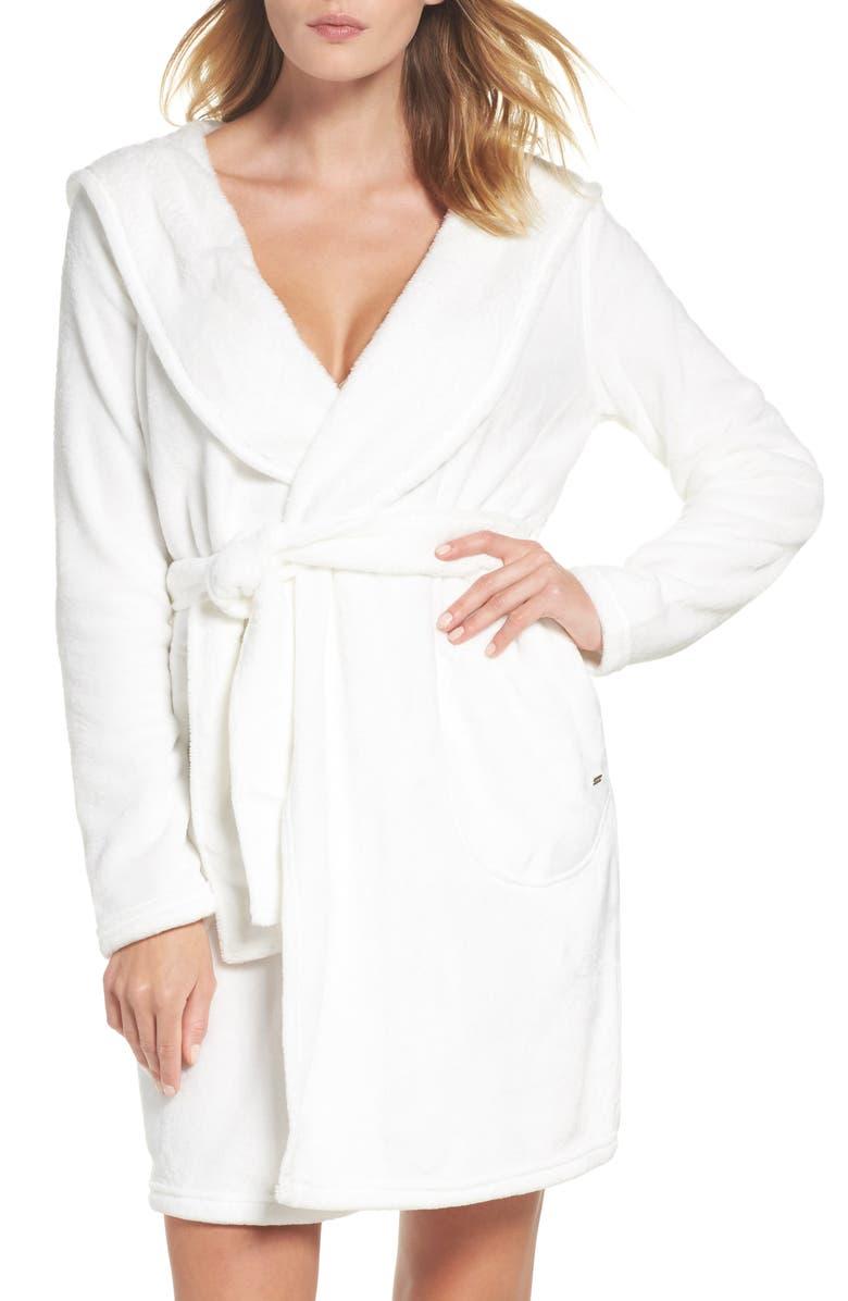 UGG<SUP>®</SUP> Miranda Robe, Main, color, SEAGULL