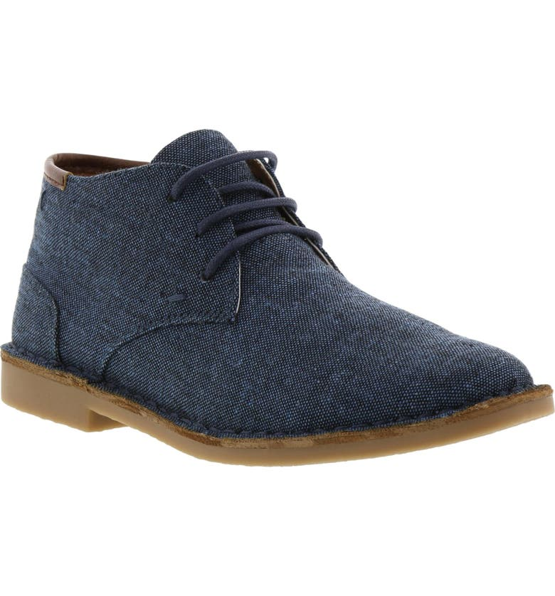 KENNETH COLE NEW YORK Real Deal Chukka Boot, Main, color, NAVY