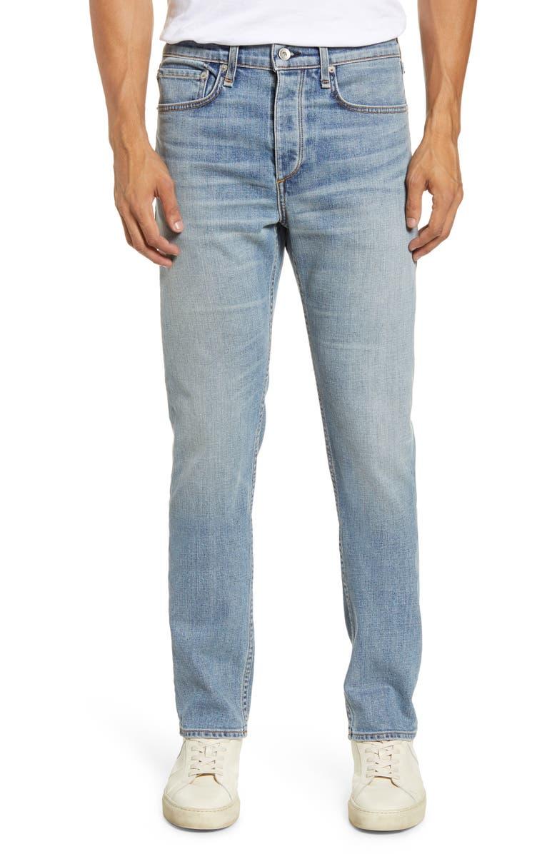 RAG & BONE Fit 2 Slim Fit Jeans, Main, color, HAYES