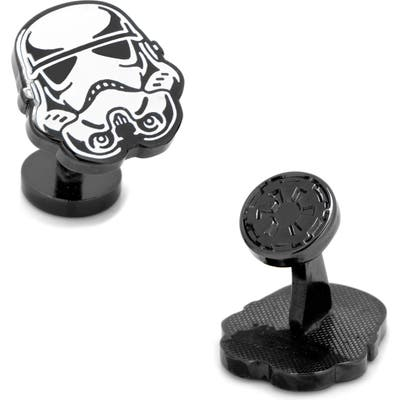 Cufflinks, Inc. Star Wars Glow In The Dark Stormtrooper Cuff Links