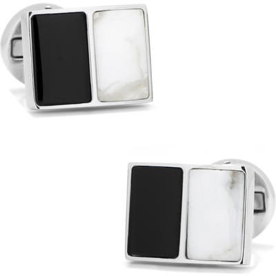 Cufflinks, Inc. Jade & Onyx Cuff Links